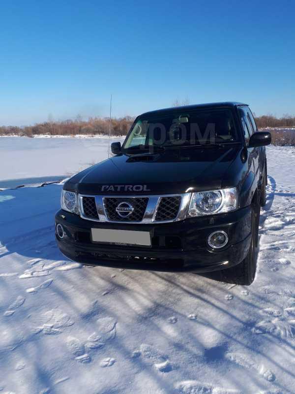Nissan Patrol, 2008 год, 1 120 000 руб.