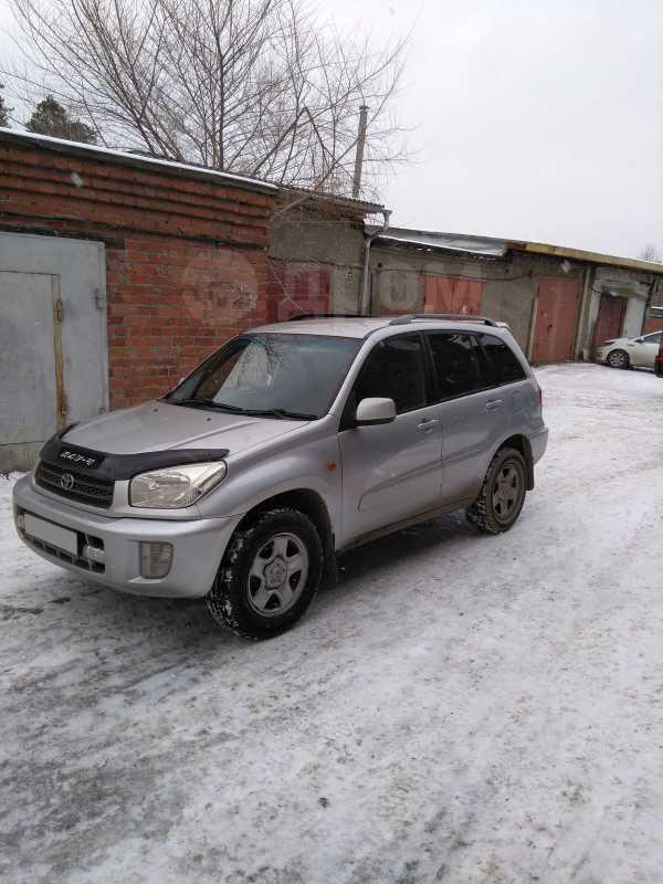 Toyota RAV4, 2001 год, 365 000 руб.