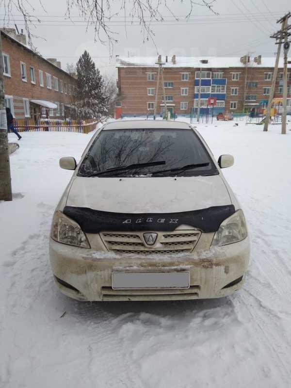 Toyota Allex, 2002 год, 340 000 руб.