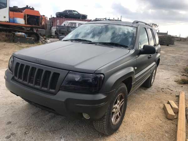 Jeep Grand Cherokee, 2005 год, 420 000 руб.