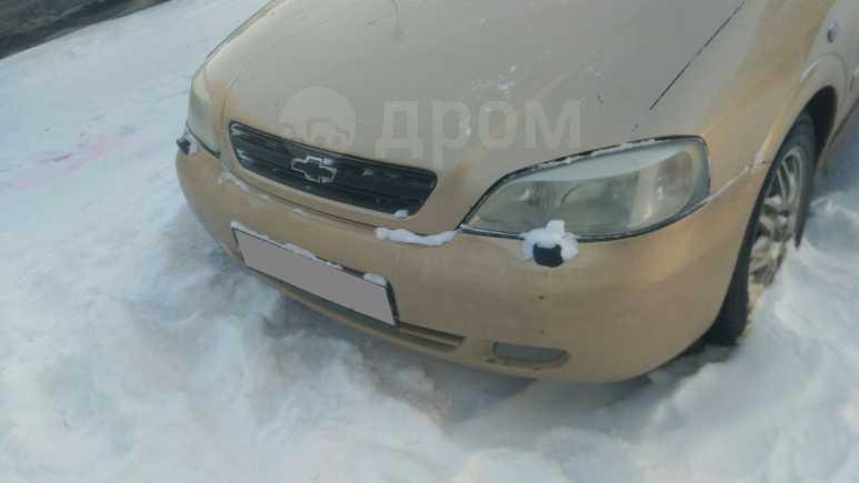Chevrolet Viva, 2005 год, 100 000 руб.
