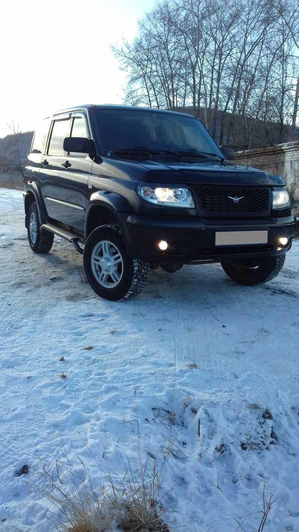 УАЗ Патриот, 2013 год, 555 000 руб.