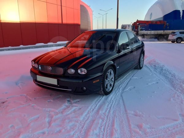 Jaguar X-Type, 2008 год, 600 000 руб.