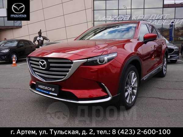 Mazda CX-9, 2018 год, 3 117 000 руб.
