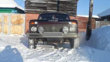 Барнаул 4x4 2121 Нива 2010