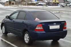 Бийск Corolla 2003
