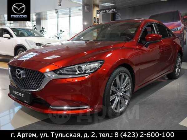 Mazda Mazda6, 2018 год, 2 312 900 руб.