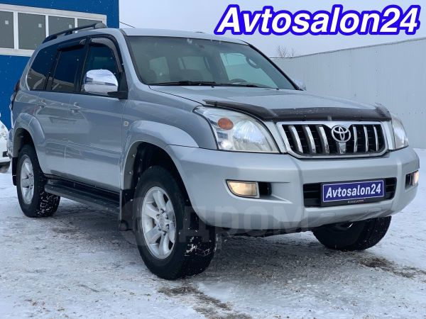 Toyota Land Cruiser Prado, 2007 год, 1 059 999 руб.