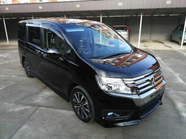 Honda Stepwgn, 2014 год, 1 147 000 руб.