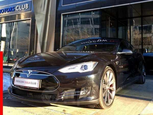 Tesla Model S, 2015 год, 6 750 000 руб.