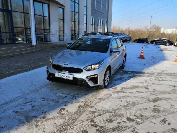 Kia Cerato, 2018 год, 1 240 900 руб.