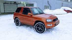 Новосибирск Toyota RAV4 1998