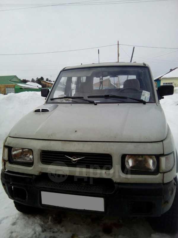 УАЗ Симбир, 2000 год, 95 000 руб.