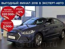 Новосибирск Elantra 2018
