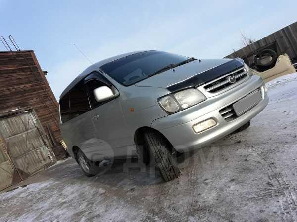 Toyota Lite Ace Noah, 2001 год, 343 000 руб.