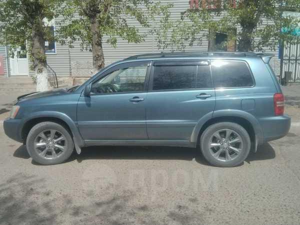 Toyota Highlander, 2003 год, 720 000 руб.