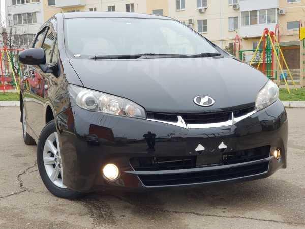 Toyota Wish, 2010 год, 862 000 руб.