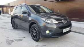 Благовещенск Toyota RAV4 2014
