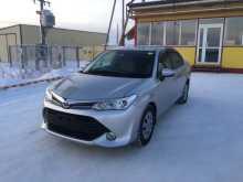 Якутск Corolla Axio 2016