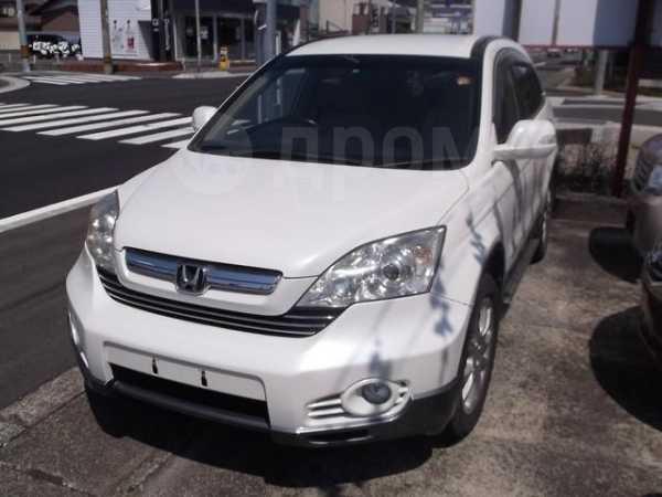 Honda CR-V, 2007 год, 290 000 руб.