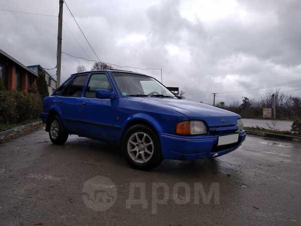Ford Escort, 1989 год, 38 000 руб.