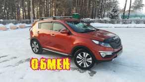 Кемерово Sportage 2011