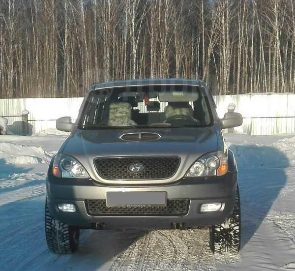 Hyundai Terracan, 2006 год, 599 000 руб.