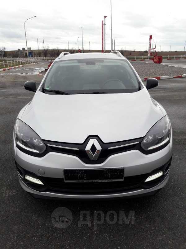 Renault Megane, 2015 год, 830 000 руб.