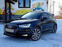 Иркутск Audi A1 2015