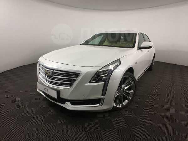 Cadillac CT6, 2018 год, 5 490 000 руб.