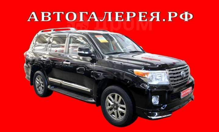 Toyota Land Cruiser, 2012 год, 2 648 000 руб.