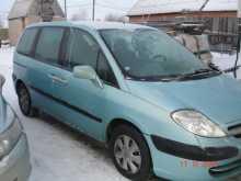 Citroen C8, 2004 г., Омск