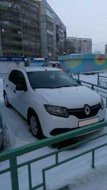 Renault Logan, 2014 г., Новосибирск