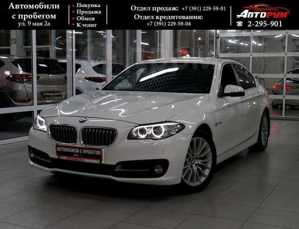 BMW 5-Series, 2014 год, 1 799 000 руб.