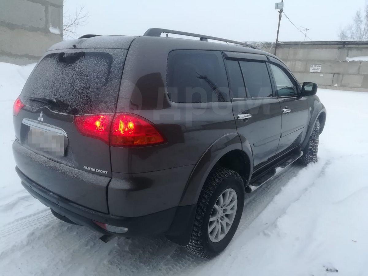 6c39e1ad333f Купить Мицубиси Паджеро Спорт 2012 в Новосибирске, Автомобиль в ...