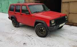 Москва Cherokee 1994