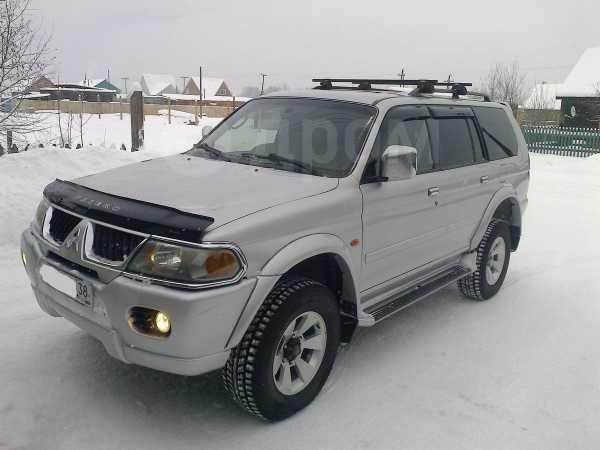 Mitsubishi Pajero Sport, 2003 год, 630 000 руб.