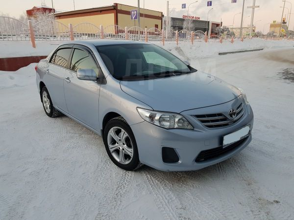 Toyota Corolla, 2012 год, 648 000 руб.