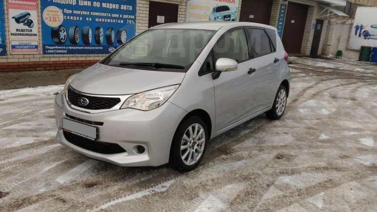 Subaru Trezia, 2014 год, 635 000 руб.