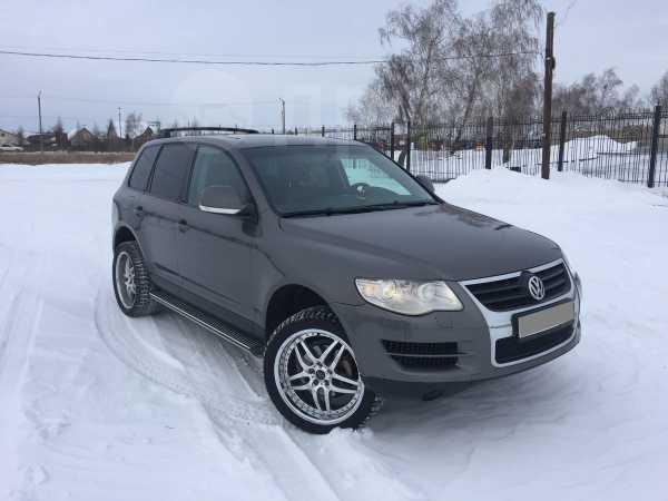 Volkswagen Touareg, 2008 год, 689 000 руб.