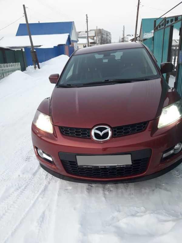 Mazda CX-7, 2007 год, 495 000 руб.
