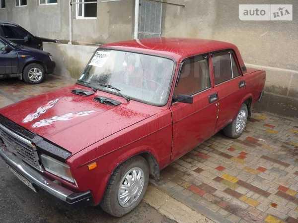 Лада 2107, 1997 год, 27 000 руб.
