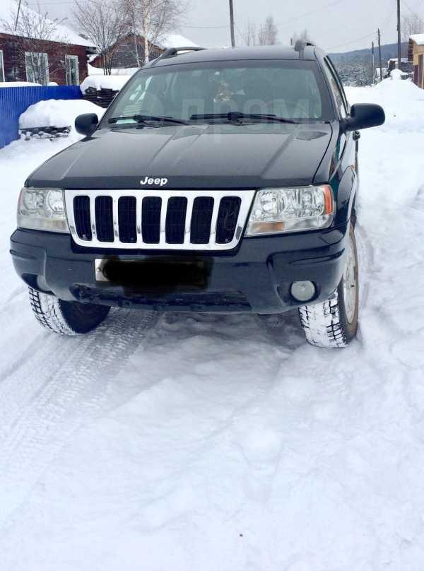 Jeep Grand Cherokee, 2003 год, 550 000 руб.