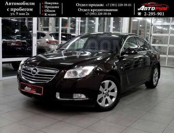 Opel Insignia, 2012 год, 747 000 руб.