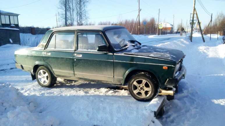Лада 2105, 1997 год, 30 000 руб.