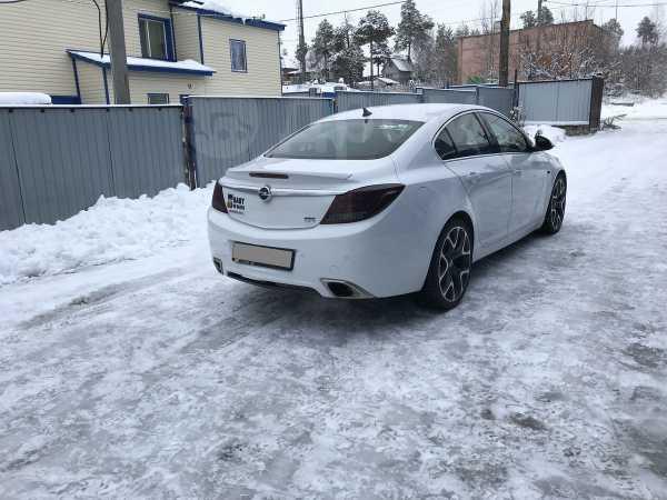 Opel Insignia, 2013 год, 999 000 руб.