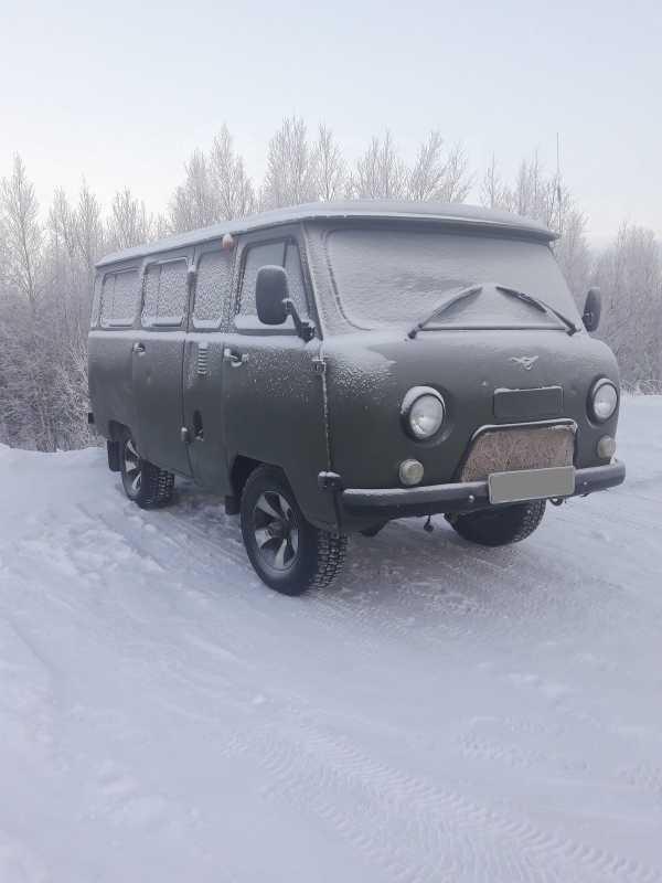 УАЗ Буханка, 2007 год, 195 000 руб.
