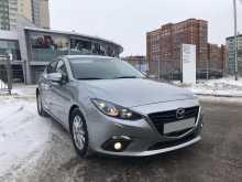 Красноярск Mazda3 2015