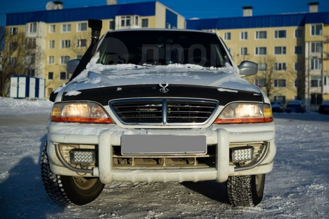 SsangYong Musso Sports, 2006 год, 370 000 руб.