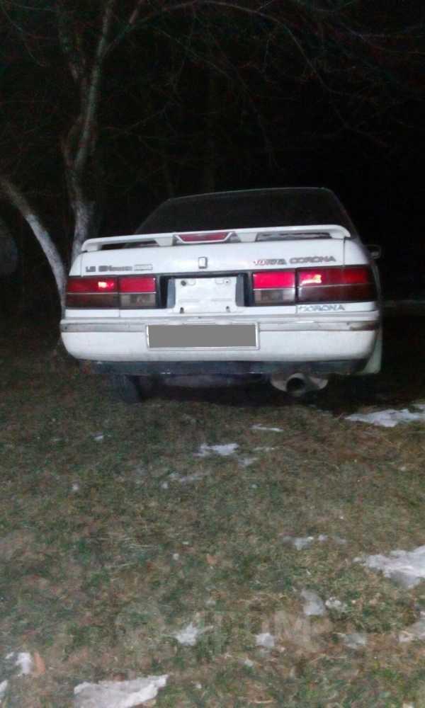 Toyota Corona, 1989 год, 40 000 руб.